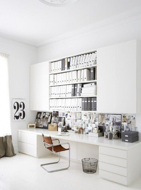 10 jolis bureaux pour travailler ou bloguer de chez soi sur decocrush moodboard