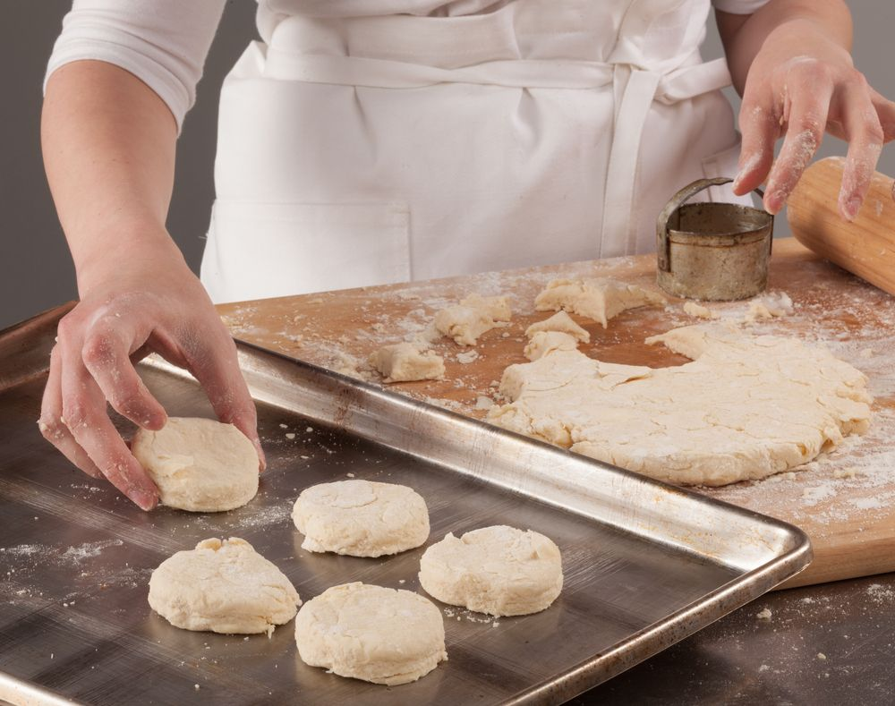 Buttermilk biscuits are a classic and this healthier