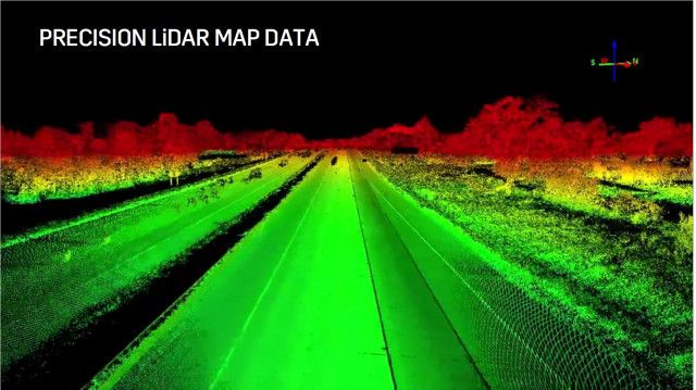 Cadillac Super Cruise LiDAR scan All for autos Pinterest