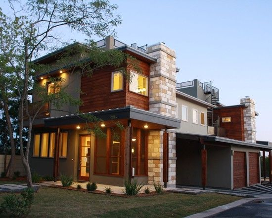 Best Colored Stucco With Brick Exteriors Design Pictures 640 x 480