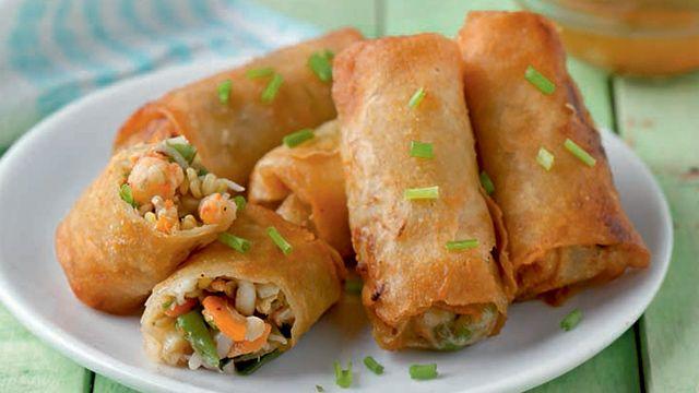 Lumpiang Buko Togue Recipe Yummy Ph Lumpiang Togue Recipes Pinoy Food