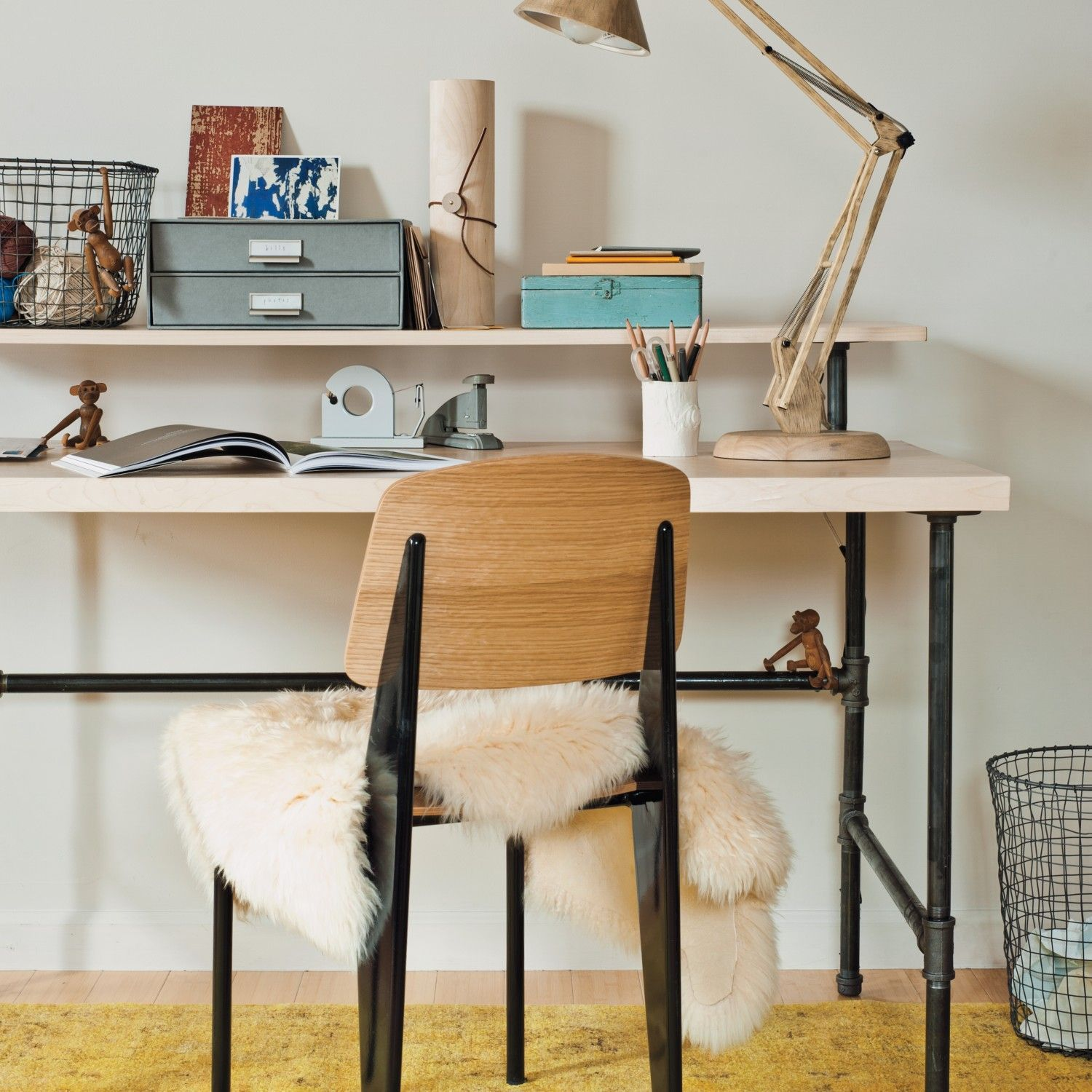Build Your Own Office Furniture