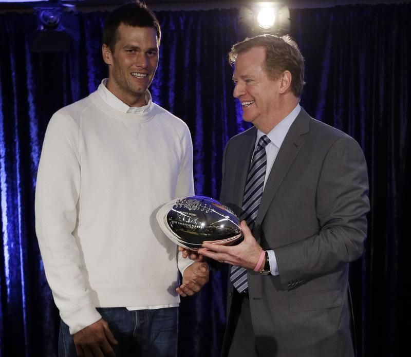 Goodell pleased with Brady ruling, says he's protecting the integrity of the game | ProFootballTalk