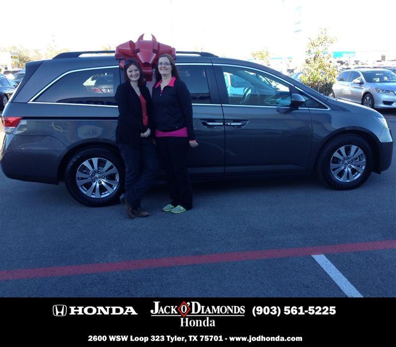 Wonderful #HappyBirthday To Kathryn Jackson From Courtney Singleton At Jack O Diamonds  Honda!