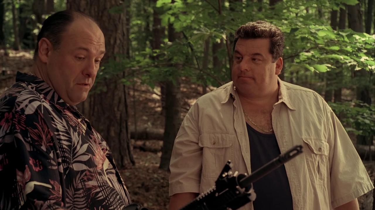 The Sopranos: Season 6, Episode 13 Soprano Home Movies (8