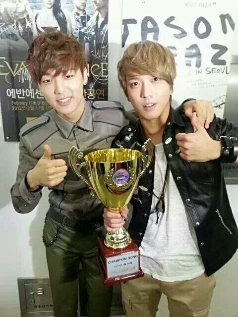 Hyung and I!!