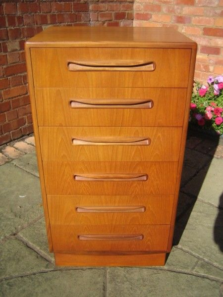 Six Drawer Chest | Old barn, Antique collection, Stratford ...