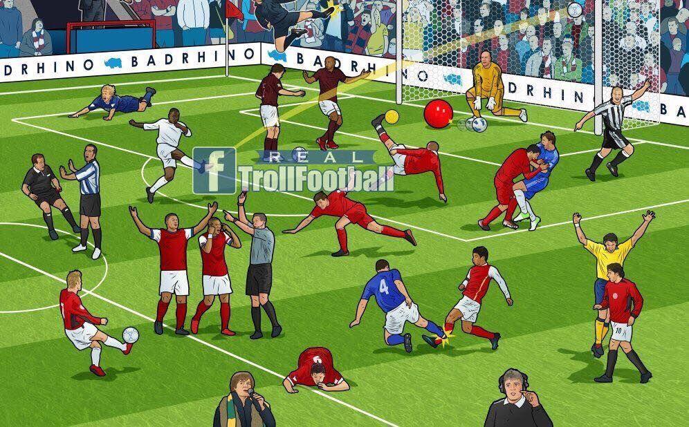 Pin On Football Jokes