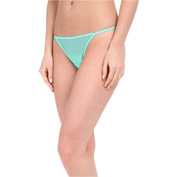 cosabella new soire lowrider italian thong mint women s underwear 9 99 liked on polyvore