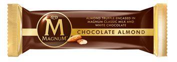 Sept 2015 : Barre chocolat Magnum Amande
