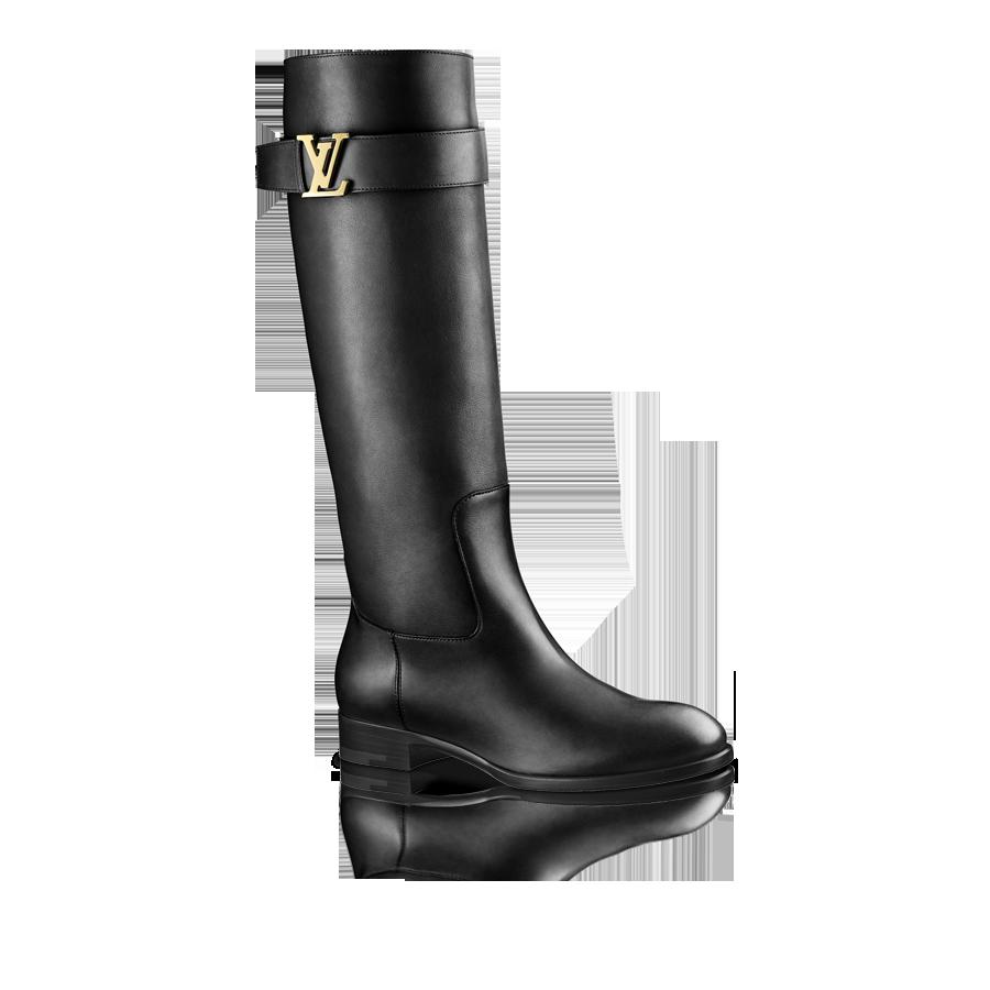 9ceef1d325a8 Legacy boot in calf via Louis Vuitton - on Santa s list!