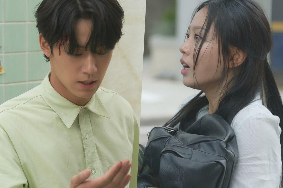 """Lee Do Hyun And Go Min Si Get Swept Up In A Dangerous Uprising In """"Youth Of May"""""""