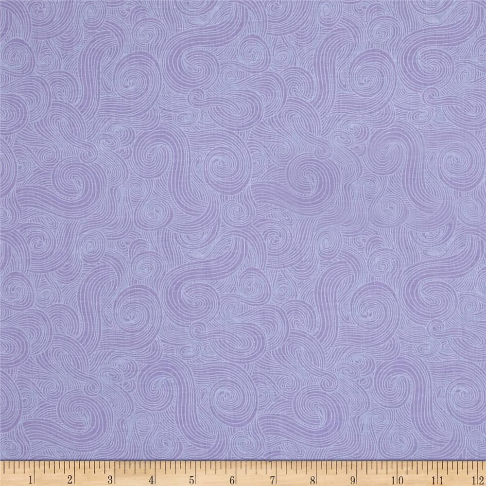 Just Color Swirl Basic Orchid From Fabricdotcom Studio E Fabrics This Super Versatile