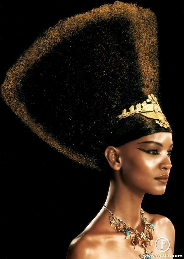 Photo Of Model Liya Kebede Id 233466 Models The Fmd Egyptian Hairstyles African Hairstyles Natural Hair Styles