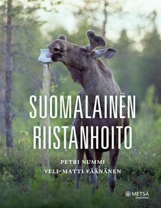 Kuvaus: Suomalainen riistanhoito kuvaa, miten riistanhoitoa harjoitetaan tämän päivän Suomessa. Teokseen on koottu uusin tieto metsä-, pelto- ja vesiriistan hoidosta, riistanhoidosta taajamissa ja teiden ympäristössä, soiden ennallistamisesta, petopyynnistä sekä tarhauksesta ja istutuksesta. Aivan uusina teemoina käsitellään kannanhoitosuunnitelmia ja riistakonflikteja.