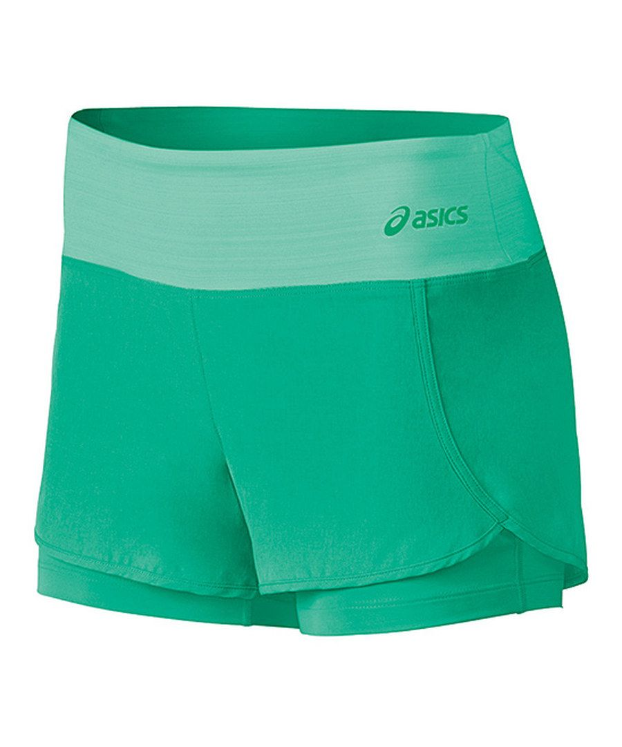 Look at this ASICS Cool Mint & Turquoise Fit-Sana™ 2-n-