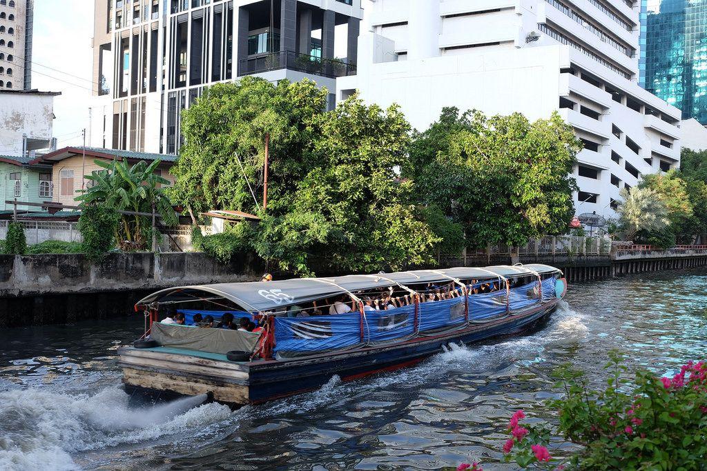 Bangkok Khlong Express