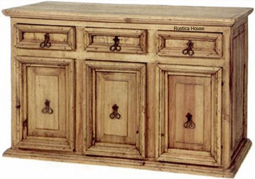 Mexican Sideboard Furniture, Mexican Wood Furniture