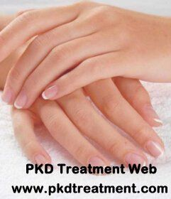 Polycystic Kidney Disease Pkd Can Make Your Kidney Function Decline With The Decline Of Kidney Function Swelling May Firs Strong Nails Toe Nails Weak Nails