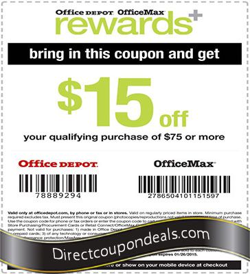 Office Depot Coupon Code Jpg 364 400 Free Printable Coupons