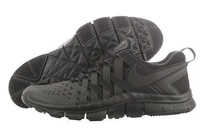 81e15ba7123e NIKE FREE TRAINER 5.0 579809-005 SYNTHETIC BLACK ANTHRACITE TRAINING SHOES  MEN