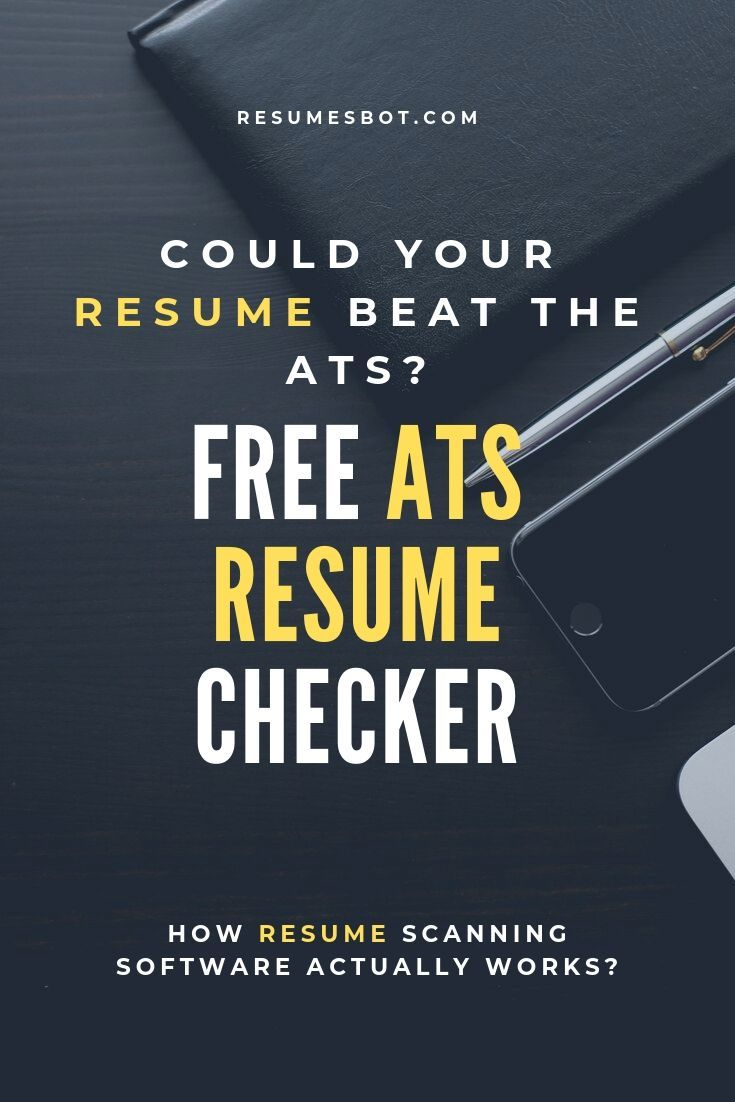 Jobscan Resume Checker  Use Free ATS Resume Scanner - Resume examples, Resume, Resume advice, Resume writing tips, Cv guide, Resume services - Beat the Resume Scanner System with ✮ Jobscan ATS Resume Checker ✮ ✅ Simple to Use ✅ ATS Resume Test Review Online in 30 Seconds ✅ Check Resume Free