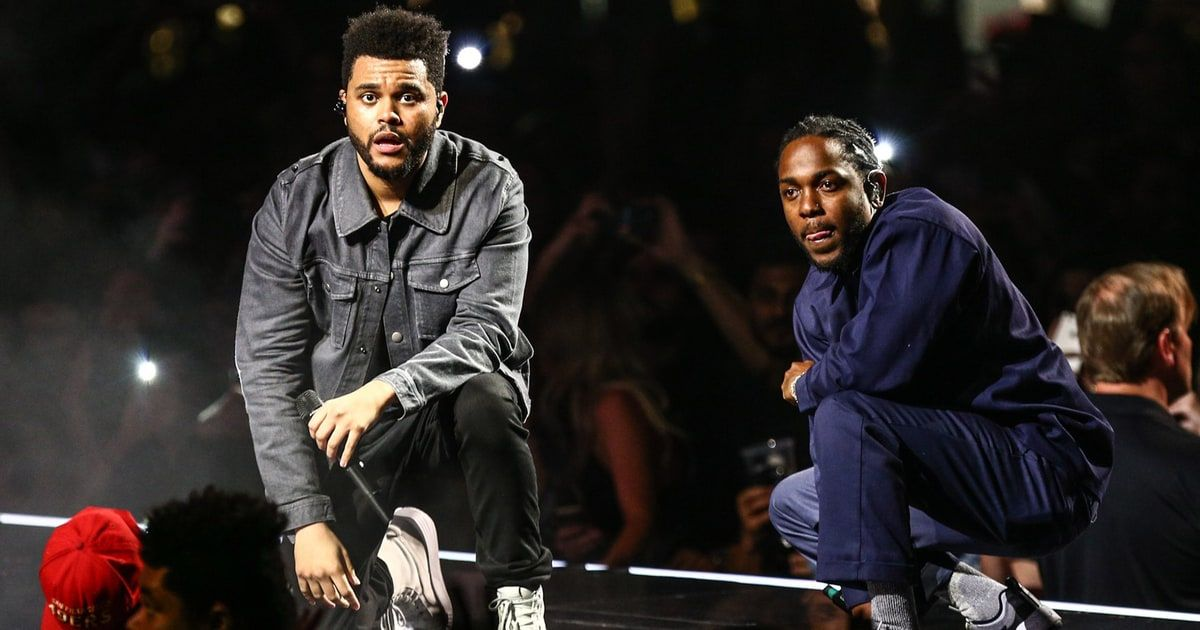 Hear Kendrick Lamar, the Weeknd's Dark New Song 'Pray for