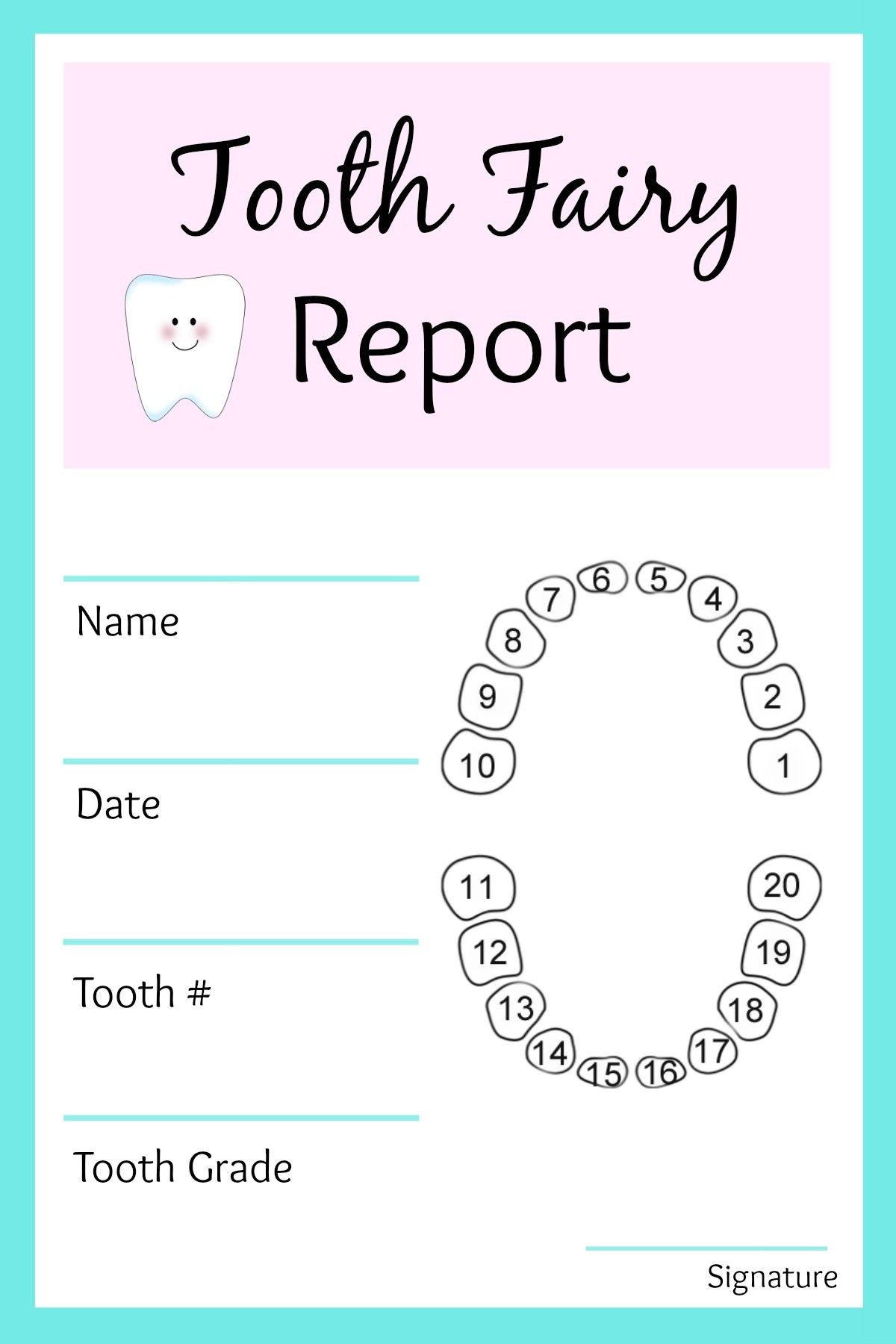 Tooth Fairy Letter Template Boy Tooth Fairy Letter Template Boy Will Be A Thing Of The Past In 2020 Tooth Fairy Letter Tooth Fairy Letter Template Tooth Fairy
