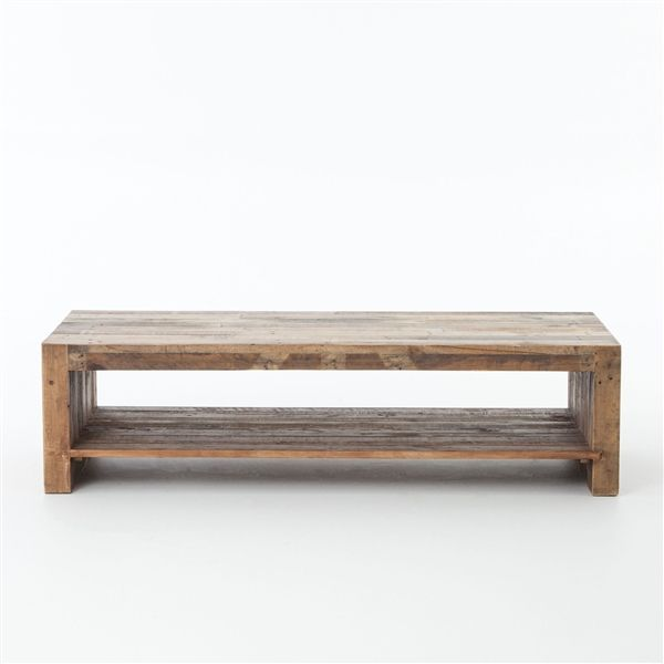 Mid Century Modern Sofa Table With Stools