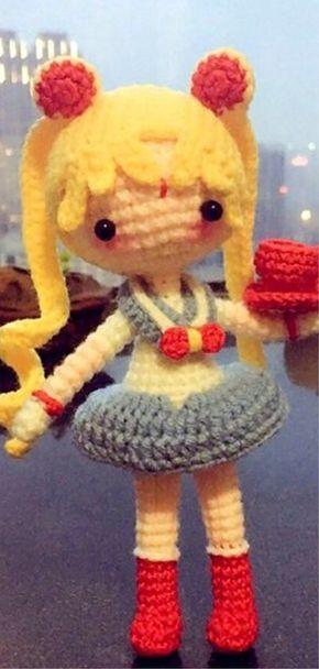 Crochet Doll Free Pattern Crochet Pinterest Crochet Dolls Free