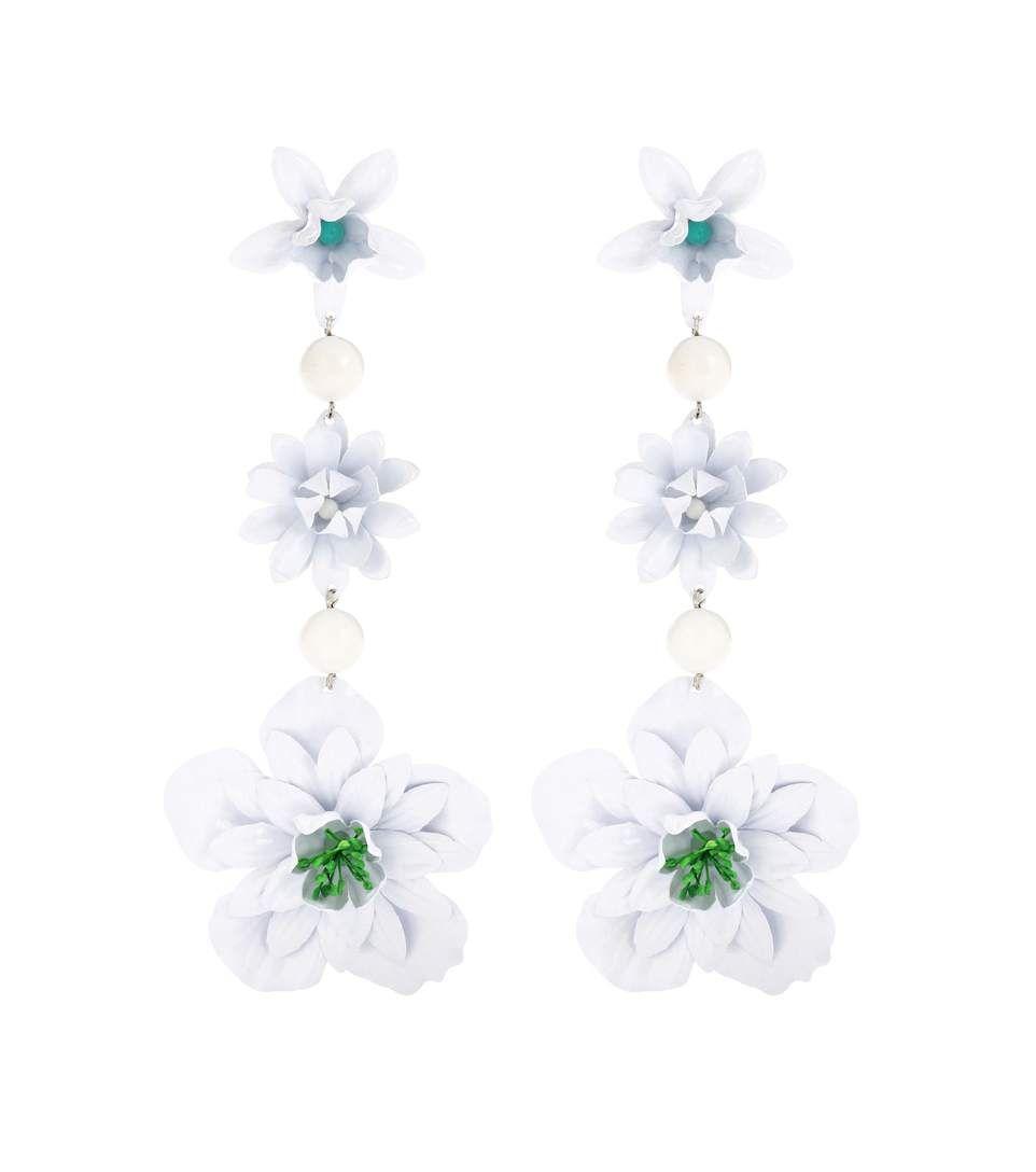 Isabel Marant Floral earrings M3MzKt