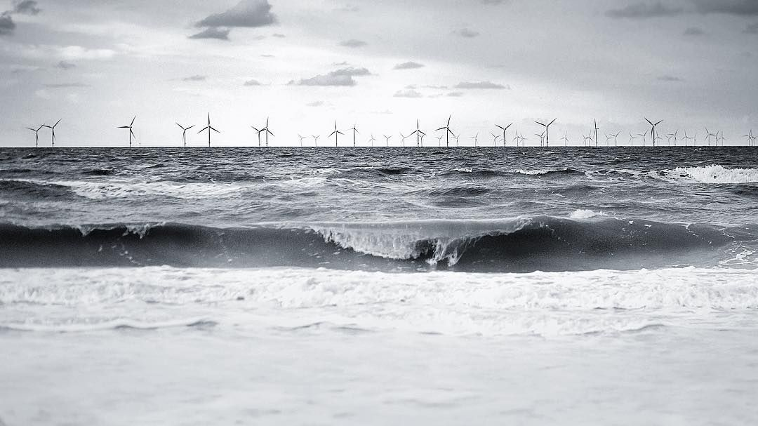 Renewable energy is the future of Sustainable Power. North Wales Gwynt y Môr is the second largest operating offshore wind farm in the world. The UK is stepping into a clean energy future. So is the World Bank. Photography @yvettephotography  #RenewableEnergy #Sustainability #CleanEnergy #photography #windfarm #renewable #renewables #cleanenergyfuture #windenergy #climatechange #environment #environmentalism #conservation #forwardthinking #innovation #drive #passion #passionforchange…