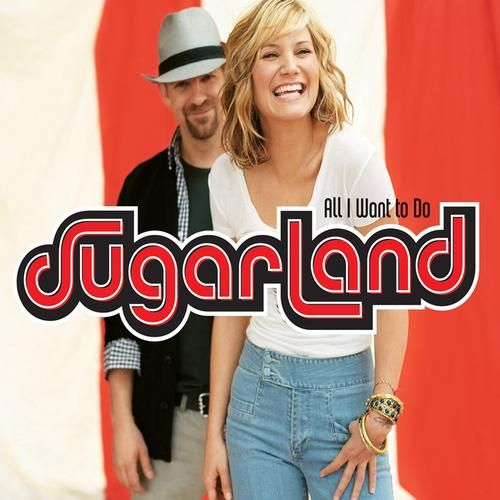 Sugarland All I Want To Do Sugarland Singer Music Book