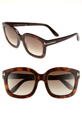 Tom Ford 'Christophe' 53mm Sunglasses available at #Nordstrom