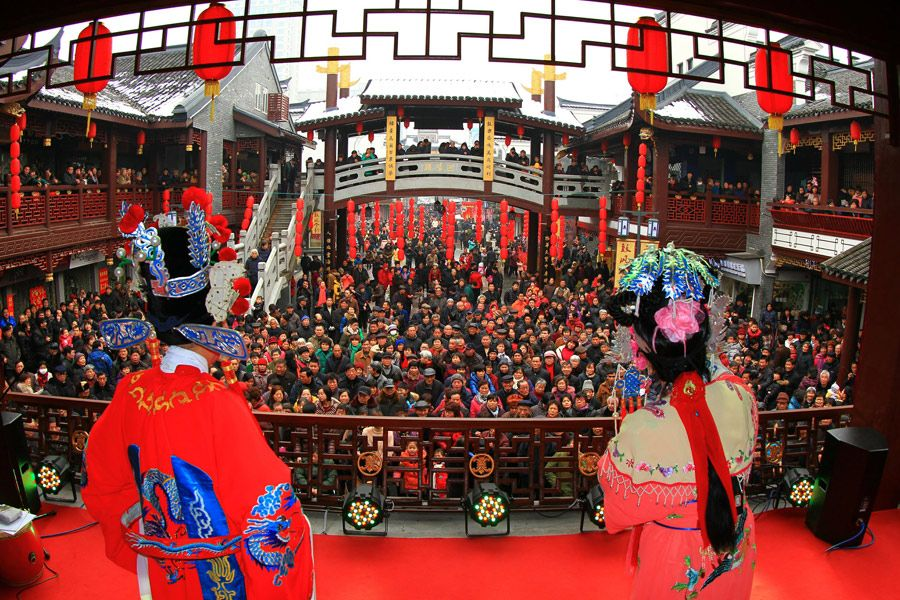 chinese new year traditions chinese new year customs and culture2chinadaily - Chinese New Year Customs