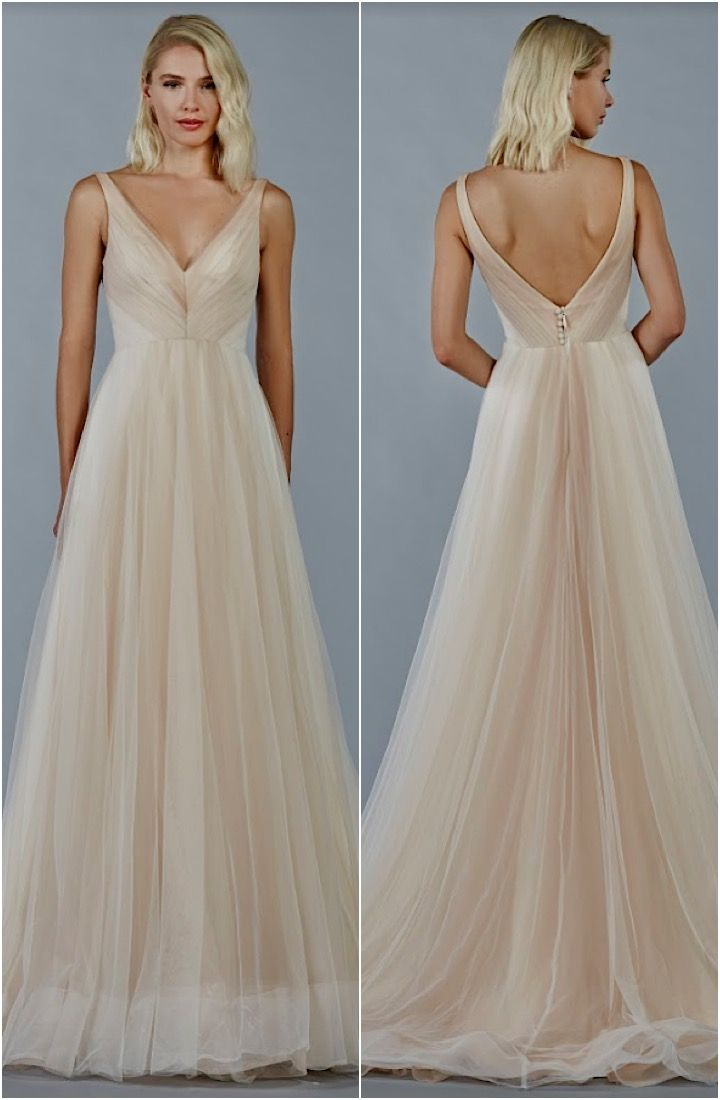 Romantic Kelly Faetanini Wedding Dresses with Modern Elegance ...