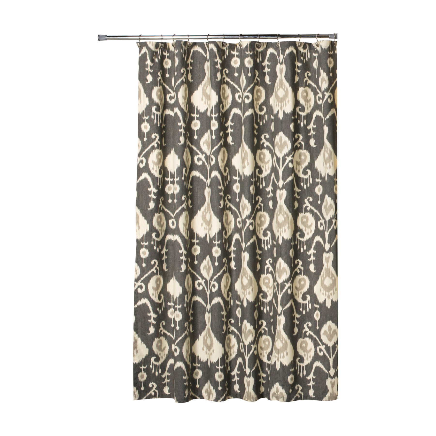 Thomasville At Home Salazar Cotton Extra Long Shower Curtain
