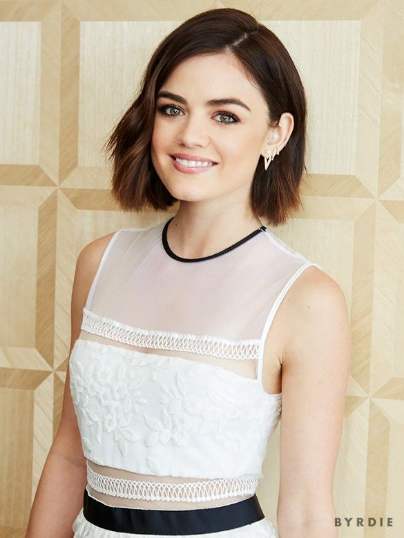 Beauty Advice To My 16 Year Old Self By Lucy Hale Lucy Hale