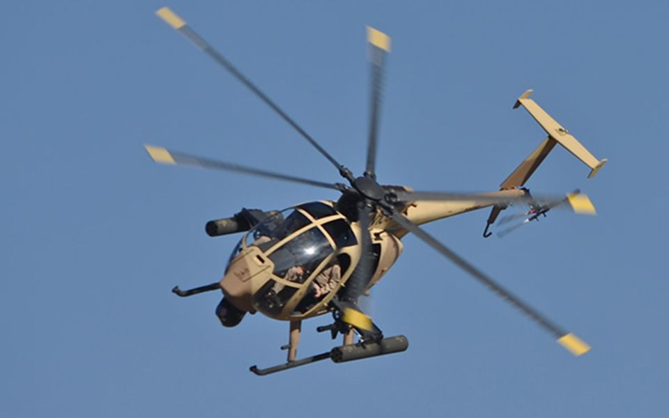 Boeing: AH-6 Light Attack Helicopter