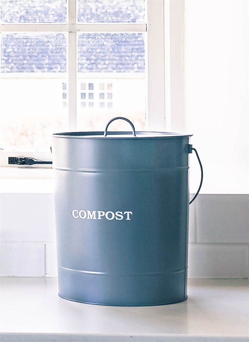 Reduce your waste production with our stylish compost bin | BARN ...