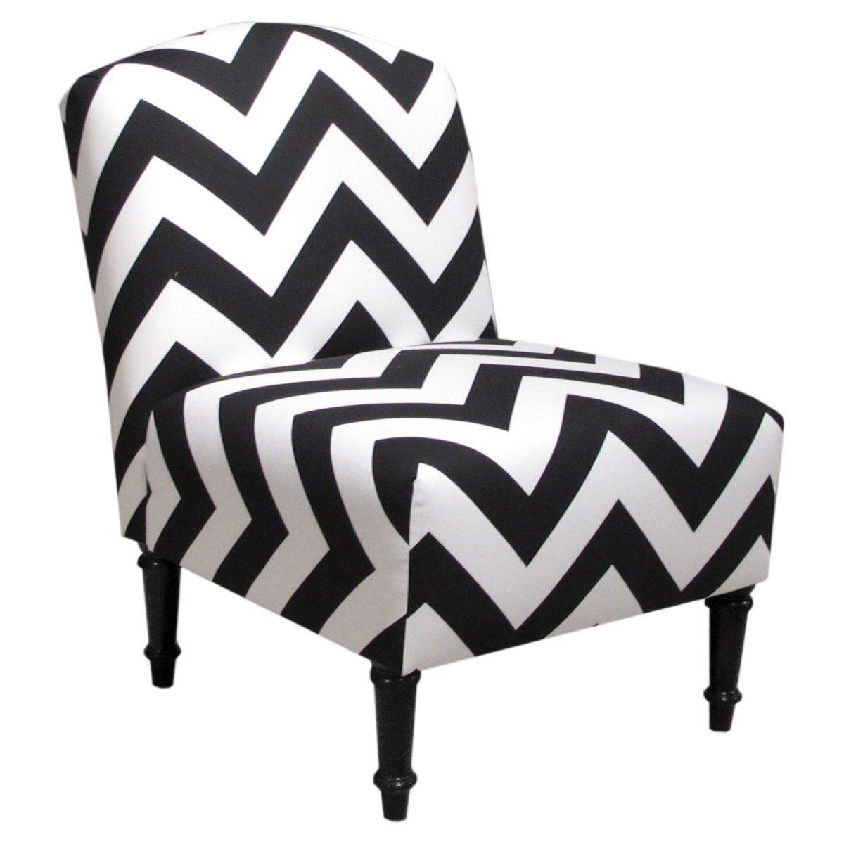 Best Chevron Camelback Chair Camelback Chair Fabric Accent 400 x 300