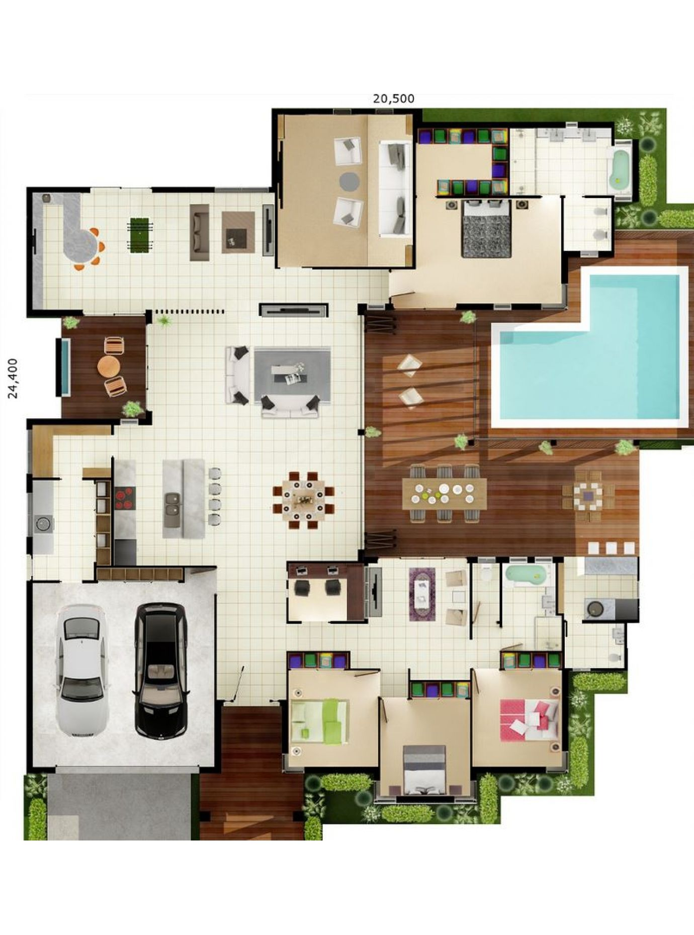 The Resort By Mclachlan Homes New Home Builders House Plans House Design