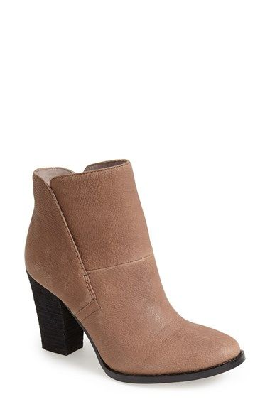 a781d5297384 Vince Camuto  Ristin  Leather Bootie (Women) available at  Nordstrom ...