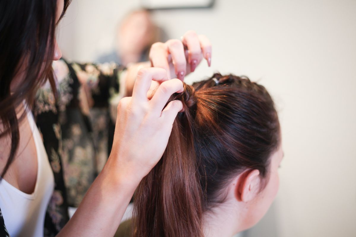 We teamed up with the ladies from glow blotique in sewickley to show