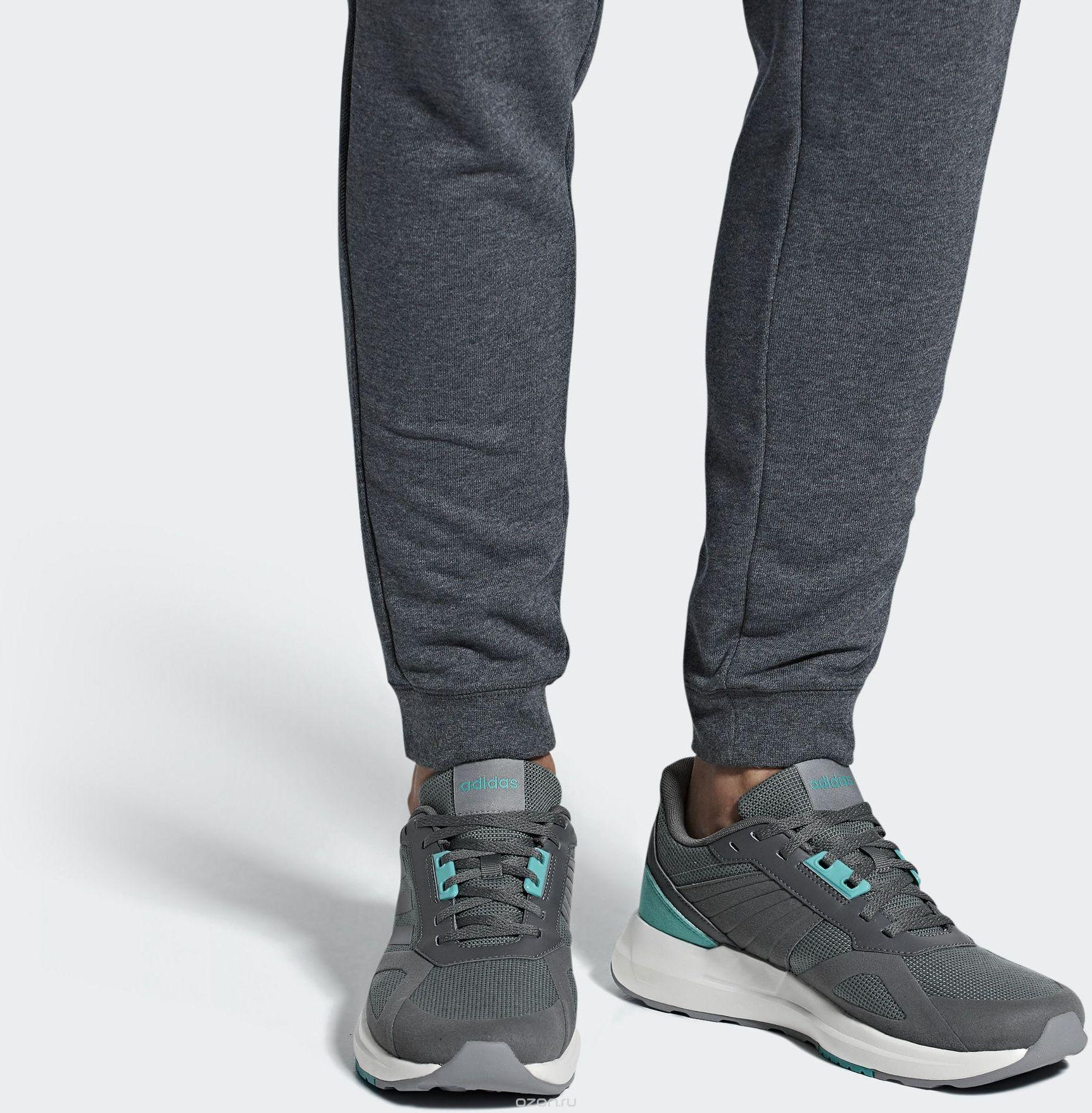 huge selection of 278ed 83379 Купить кроссовки Adidas, цвет  серый. Кроссовки мужские Run80S. BB7829 -  цена в