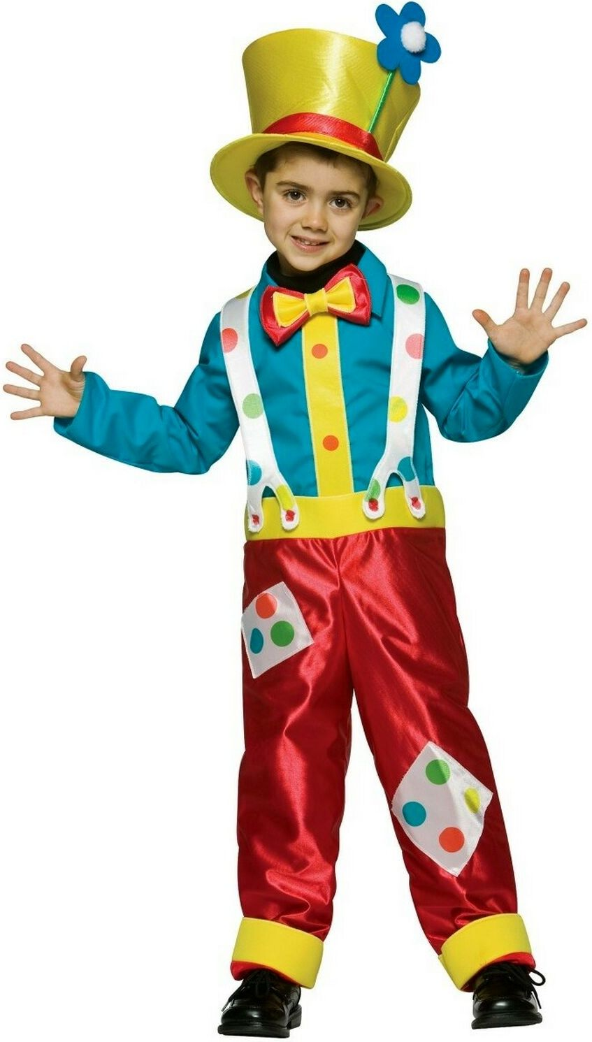 Clown Boy Kids Costume  sc 1 st  Pinterest & Clown Boys Costume | Pinterest | Costumes Ideas para fiestas and ...