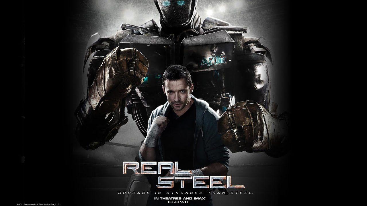 Real Steel Cuori D Acciaio Film D Azione Completi In Italiano Gratis Film D Azione Film