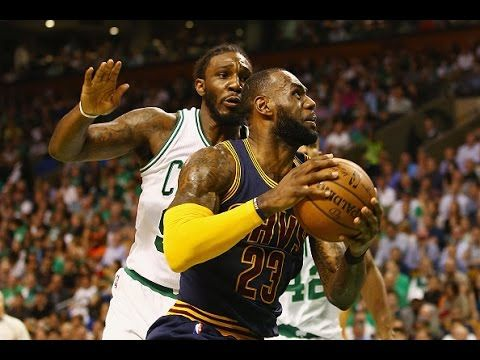 cd3c8564945 The Cavs Big 3 Pave the Way for a 2-0 Series Lead in Boston