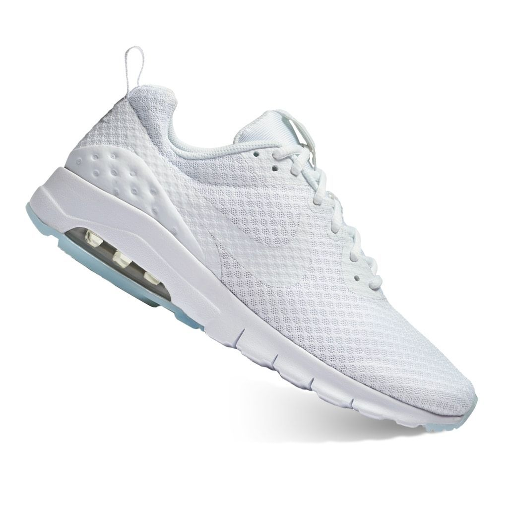 sports shoes f512a bf55e Nike Air Max Motion LW SE Women s Sneakers, White