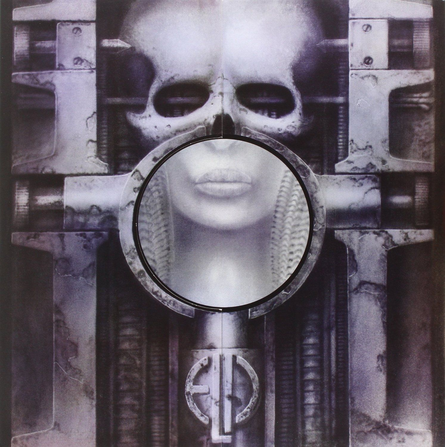Brain Salad Surgery Emerson Lake Amp Palmer Hr Giger